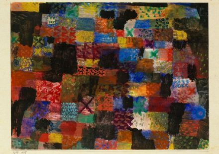 Klee, Paul: Deep Pathos. Fine Art Print/Poster (5024)